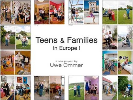 Teens & Families site